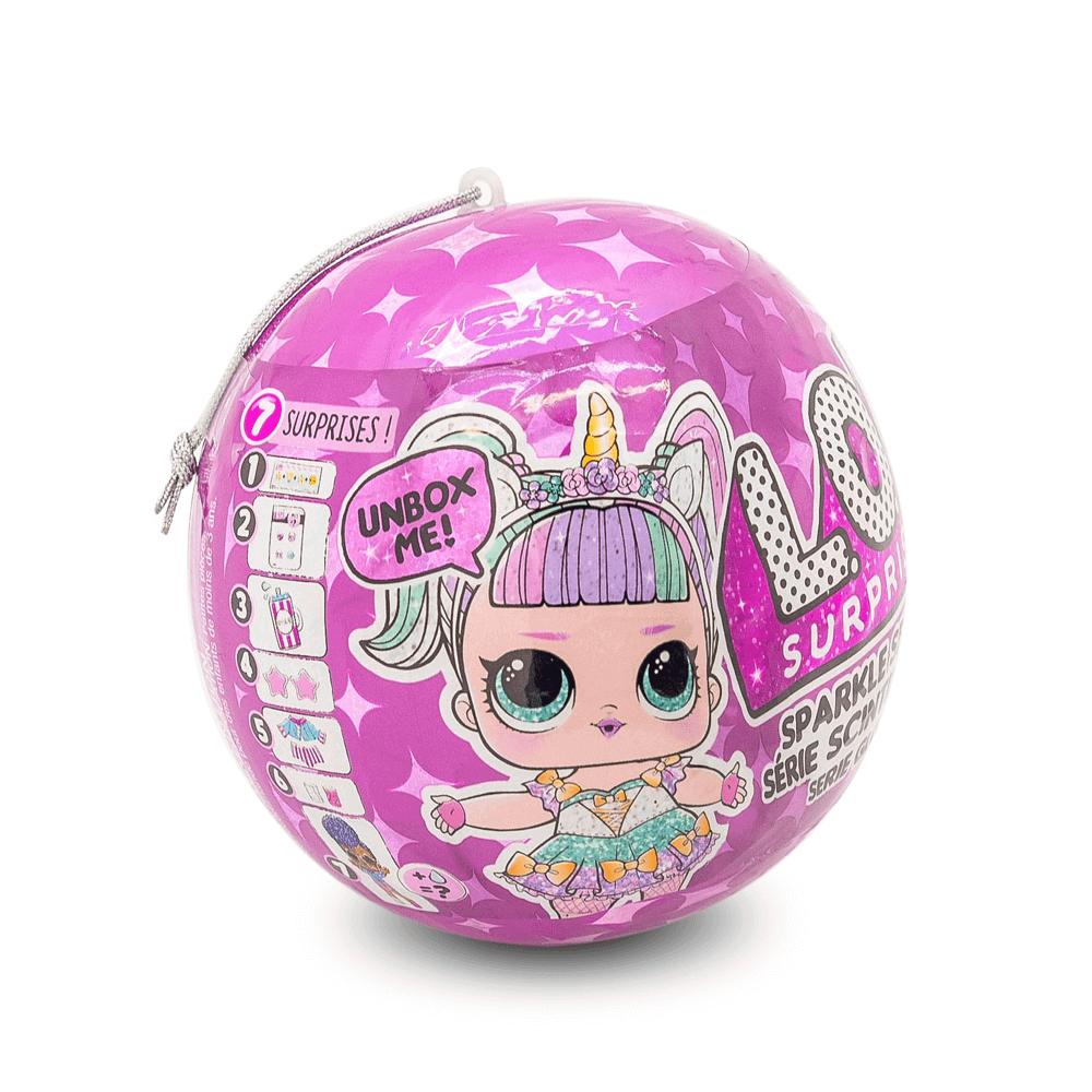 Кукла LOL Surprise Sparkle Series (ЛОЛ Спаркл) 5 серия (оригинал) - 2